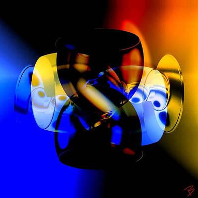 Pop Art Photograph - Shine by Barbs Popart