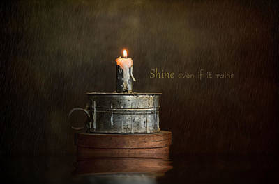 Photograph - Shine by Robin-Lee Vieira