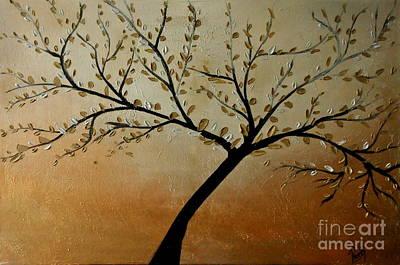 Painting - Shining Breeze by Preethi Mathialagan