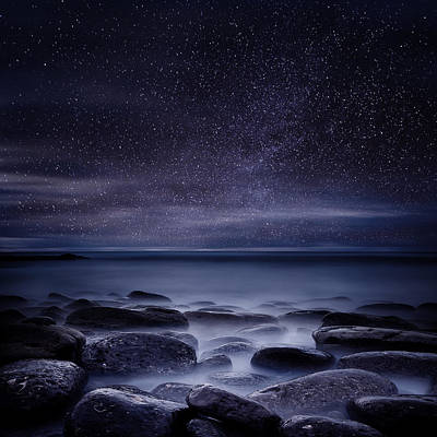 Photograph - Shining In Darkness by Jorge Maia