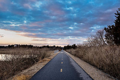 Photograph - Shining Sea Bikeway by Jennifer Kano