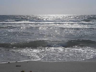 Photograph - Shining Sea by Sheila Silverstein
