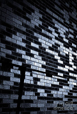 Photograph - Shiny Bricks by Scott Sawyer