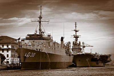 Photograph - Ship At The Rio De Janeiro Port by Celso Diniz