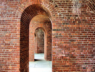 Photograph - Ship Island Arches by Kathy K McClellan