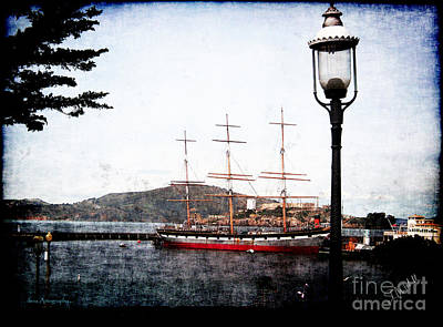 Photograph - Clipper Ship by Stephen Mitchell
