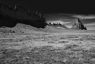 Photograph - Shiprock by Tassanee Angiolillo