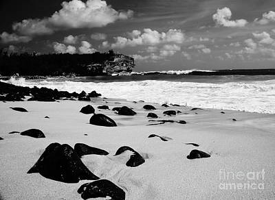 Photograph - Shipwreck Beach by Tracey McQuain