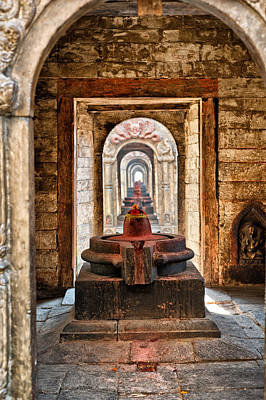 Photograph - Shiva Lingam by U Schade