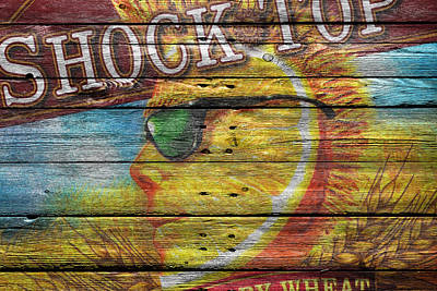 Shock Photograph - Shock Top by Joe Hamilton