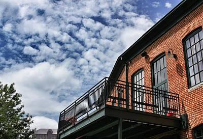 Photograph - Shockoe Sky by Dave Hall