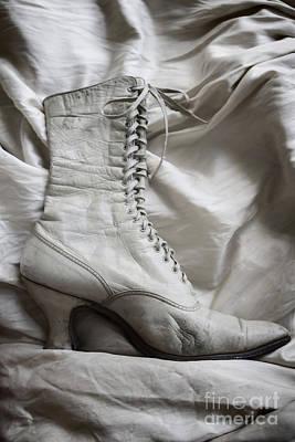 Shoe Display Original by Margie Hurwich