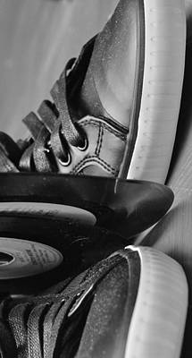 Photograph - Shoe  by Puzzles Shum