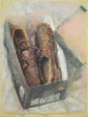 Shoes Art Print by Paez  Antonio