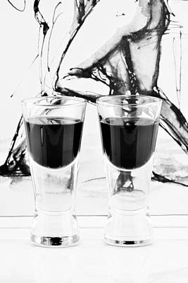 Shoot Glasses Original by Tommytechno Sweden