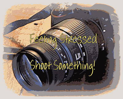 Photograph - Shoot Something by Sheri McLeroy