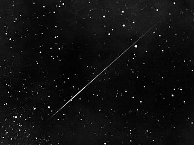Shooting Star Photograph - Shooting Star by Detlev Van Ravenswaay