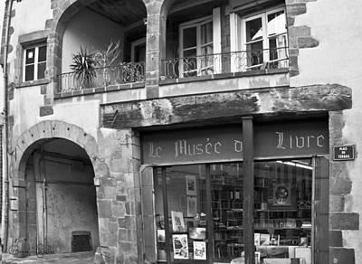 Photograph - Shop Around The Corner by Georgia Fowler