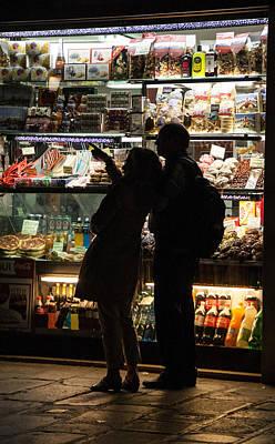 Photograph - Shop by Silvia Bruno