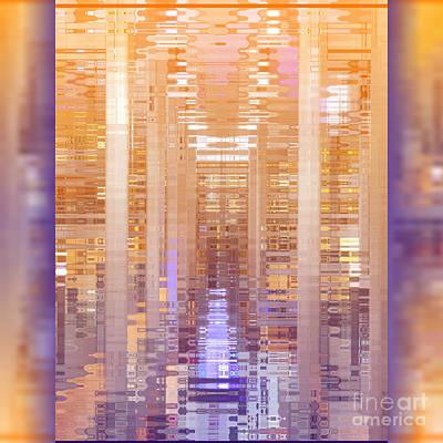 Digital Art - Shop Till You Drop by Beverly Claire Kaiya