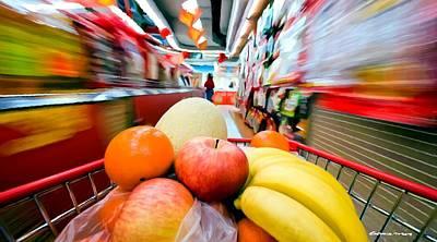 Digital Art - Shopping 1 by Gabriel T Toro