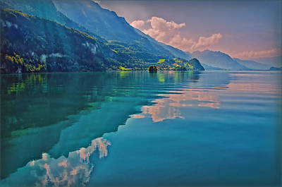Photograph - Shore Reflection by Hanny Heim