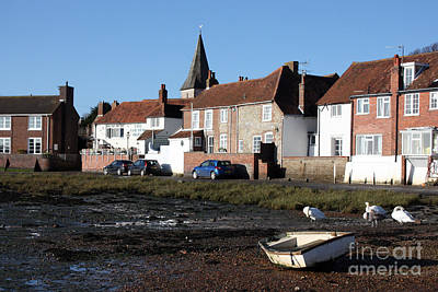 Photograph - Shore Road Bosham by Terri Waters
