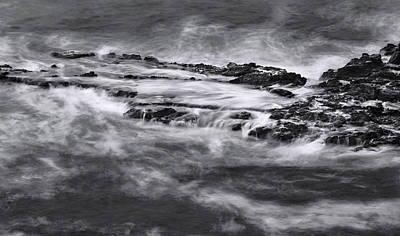 Photograph - Shore Rocks At Abalone Cove By Denise Dube by Denise Dube