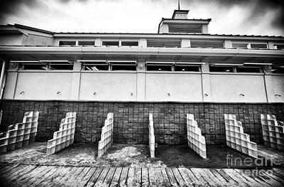 Photograph - Shore Showers by John Rizzuto