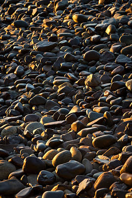 Shore Stones Original by Steve Gadomski