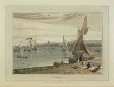 Shoreham Art Print by British Library