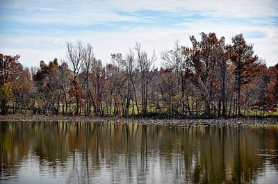Photograph - Shoreline 2 by Greg Jackson