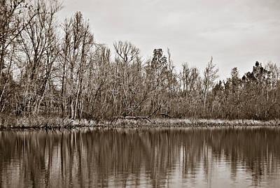 Photograph - Shoreline 5b by Greg Jackson
