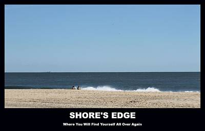 Photograph - Shores Edge by Robert Banach