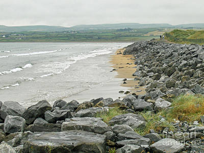 Photograph - Shores Of Ireland by Brenda Brown
