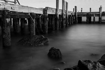 Getty Photograph - Shores Of Jamestown by Andrew Pacheco