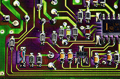 Western Art - Short Circuit 2 by Steve Purnell