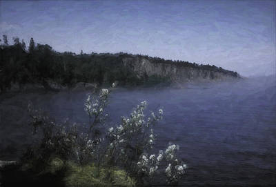 Photograph - Shovel Point by Curtis Dale