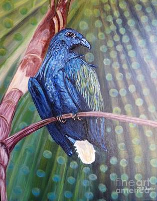 Painting - Showered With The Light Of His Creation by Kimberlee Baxter