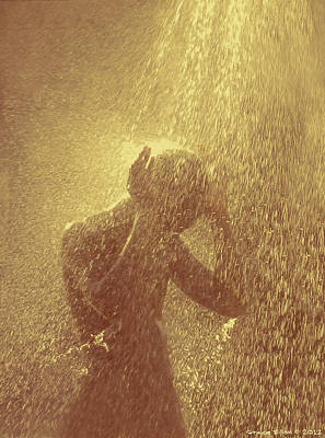 Photograph - Showers Of Blessings by Grace Dillon