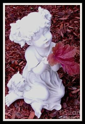 Photograph - Showing Off Fall's Beauty by Gail Matthews