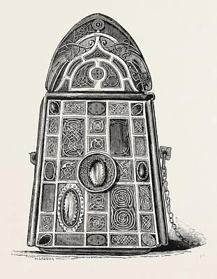 Shrine Of St. Patricks Bell Art Print