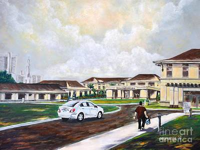 Shriners Hospital Art Print
