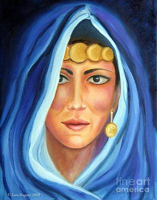 Painting - Shroud Of Mysticism by Lora Duguay