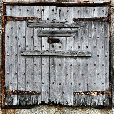 Photograph - Shuttered  by JC Findley