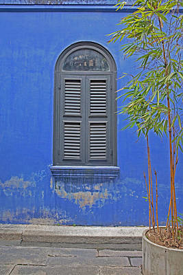 Photograph - Shutters Penang by Tony Brown
