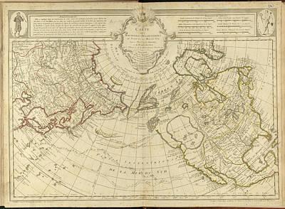 Siberia Art Print by British Library