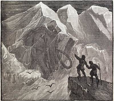 Siberia Photograph - Siberian Frozen Mammoth by Paul D Stewart