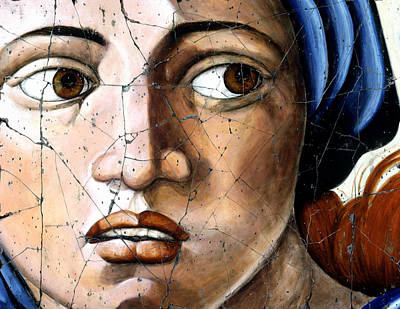 Painting - Sibyl Of Delphi - Study No. 1 by Steve Bogdanoff