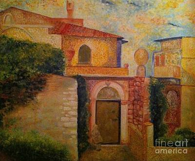 Sicily Painting - Sicilian Sun by B Russo
